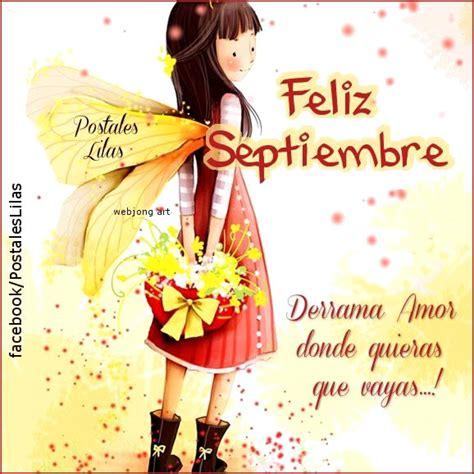 imagenes feliz mes de septiembre bienvenido a septiembre