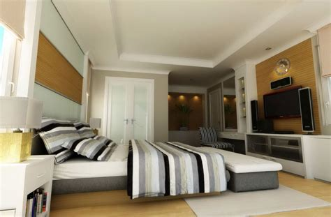 Interior Design Master Room by Master Bedroom Interior Design In India Decobizz