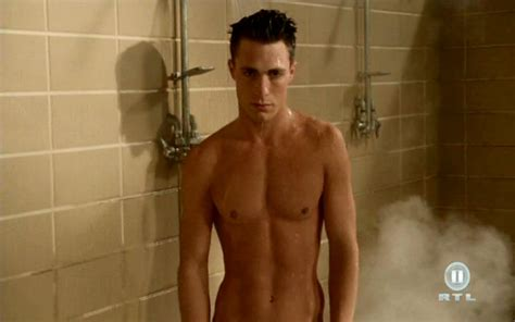 College Guys Shower by Picture Of Colton Haynes In Wolf Colton Haynes