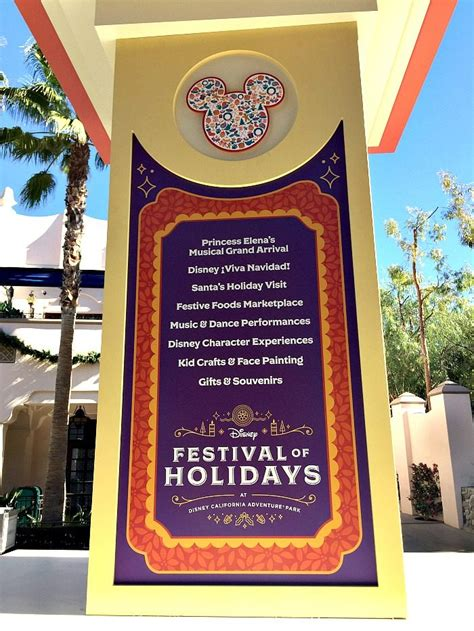 what to eat at festival of holidays disney california adventure disney dining