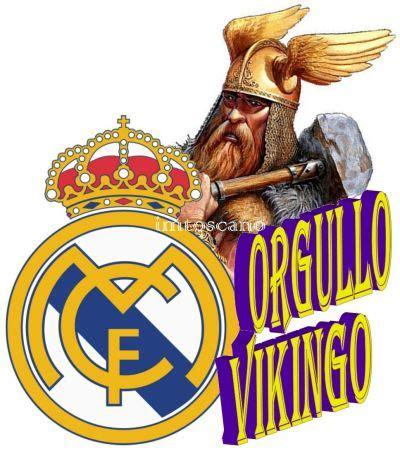imagenes del real madrid con orgullo orgullo vikingo ii por imtoscano escudo fotos del real
