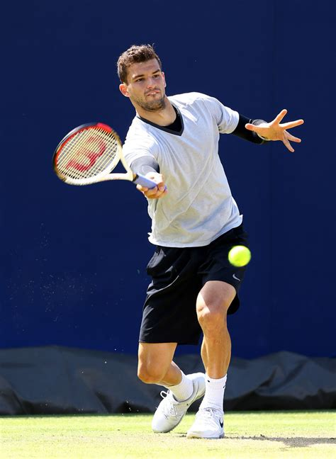 grigor dimitrov grigor dimitrov photos photos aegon chionships