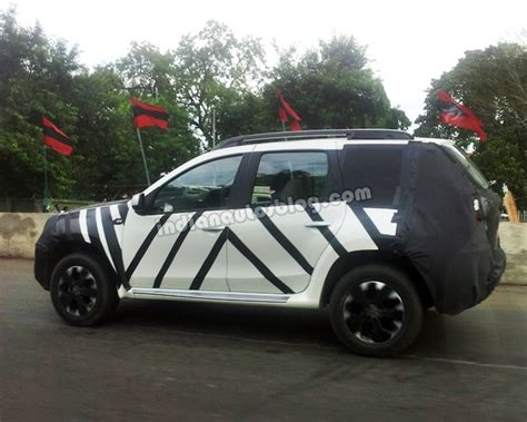 nissan terrano price chennai nissan terrano suv spotted for the time