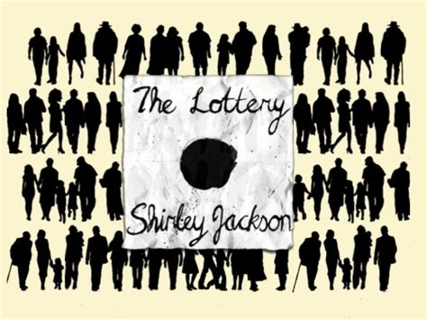 shirley synopsis the lottery and other stories by shirley jackson