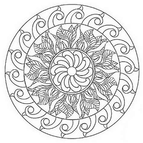 offerings of a year of moon mandalas books free printable mandala coloring pages for adults best