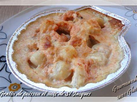 cuisiner les coquilles st jacques surgel馥s recettes de st jacques et poisson