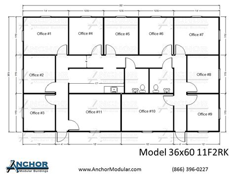 Sample Classroom Floor Plans modular offices 2 000 sf to 3 000 sf