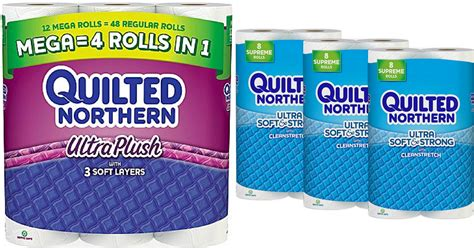 great buys on quilted northern toilet paper mega supreme