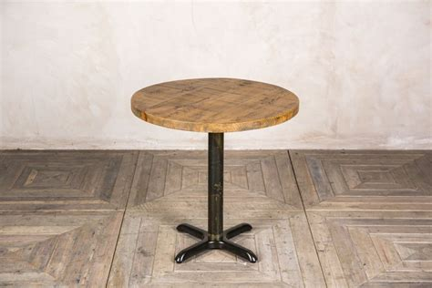 bistro table top only pedestal bistro table choice of tops peppermill interiors
