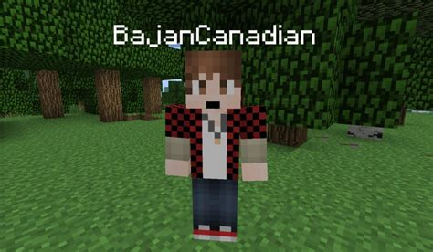 Minecraft Papercraft Bajan Canadian - skydoesminecraft mitch by kagefan 121 on deviantart