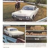 1967 Continental Brochure / Continental1967gjpg