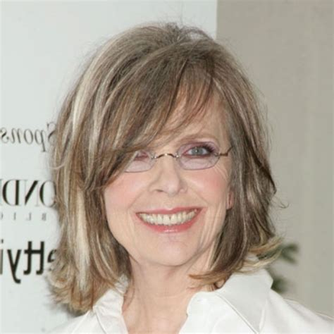 cool shoulder length hair for over 50 medium length hairstyles with glasses for women over 50