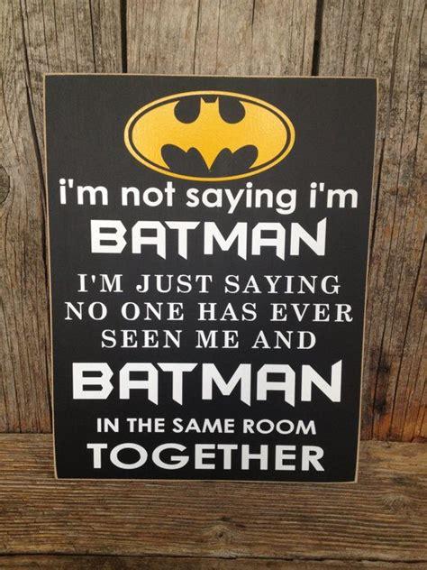 signs for rooms best 20 batman sign ideas on batman
