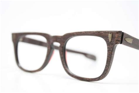 wooden eyewear wooden glasses