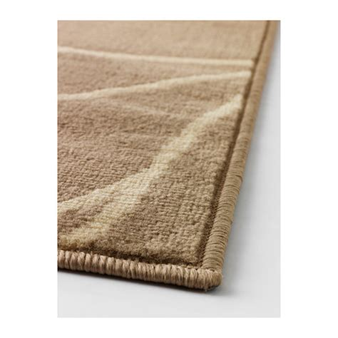 low pile rug meaning l 196 borg rug low pile beige 133x195 cm ikea