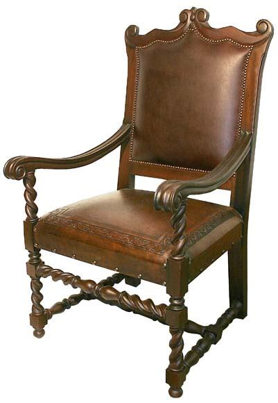 Western Dining Chairs Diego Arm Chair Set Of 2 Western Dining Chairs Free Shipping