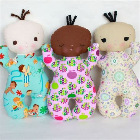 cute doll pattern love to do this with scraps from baby cute baby doll pattern softies pinterest
