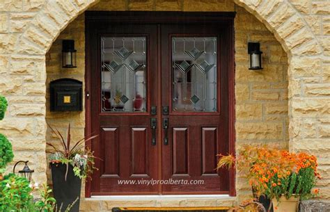 front doors doors exterior exterior fiberglass doors lowes home improvement ideas