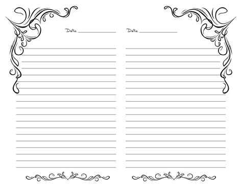 printable control journal pages journal pages vector vines by control the chaos on deviantart