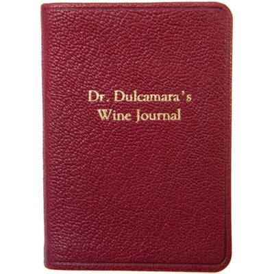 wine diary book doctor dulcamara s wine journal stationery met opera shop