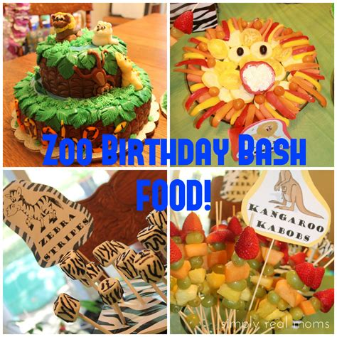 zoo themed birthday party pinterest animal themed party ideas www imgkid com the image kid