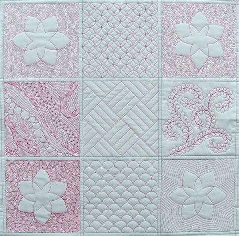 line quilt pattern machine quilting practice 1 straight lines kathy k