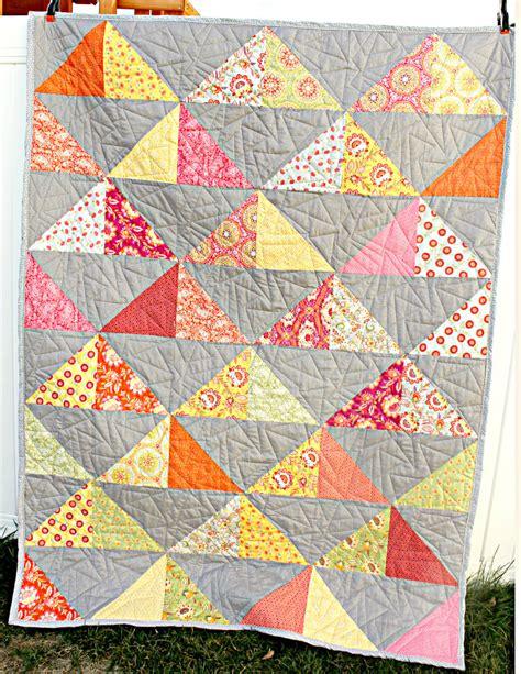 Hst Quilt by Hst Quilt The Stitching Scientist