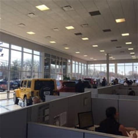Jeep Dealer Paramus Nj Chrysler Dodge Jeep Of Paramus 64 Photos 151 Reviews