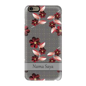 Flower Custom Casing Softcase Iphone Xiaomi Samsung Lenovo Oppo 1 buat casing hp apple iphone custom desain softcase