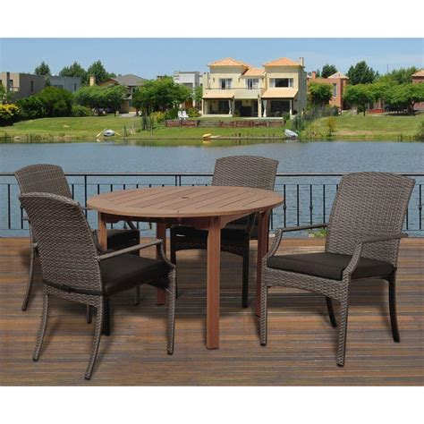 Patio Furniture Round Dining Sets Martha Stewart Living Martha Stewart Patio Furniture Sets