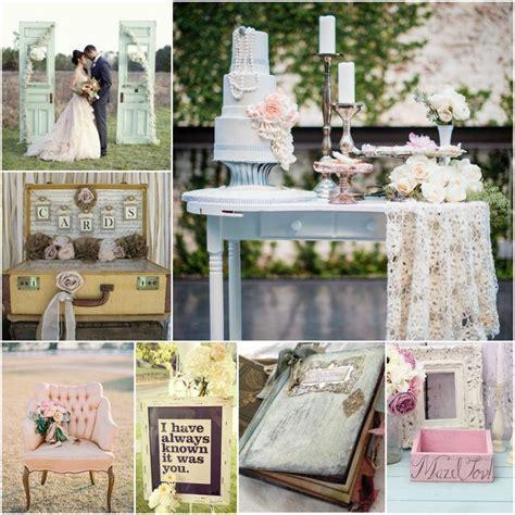 Shabby Chic Wedding   Inspiration Station   Pinterest