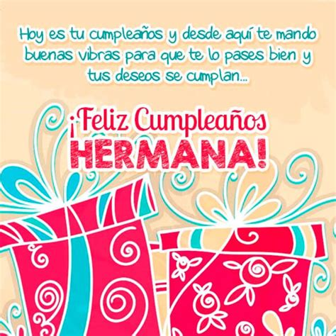 imagenes feliz cumpleaños hermana mayor maravillosas tarjetas de cumplea 241 os para hermana mayor