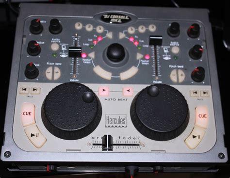 hercules dj console mk2 hercules dj console mk2 image 649870 audiofanzine
