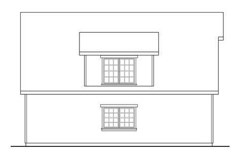 2 story garage plans craftsman house plans garage w living 20 060