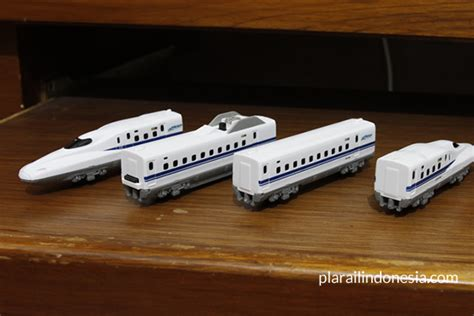 review plarail advance n700 3000 shinkansen entry set as 10
