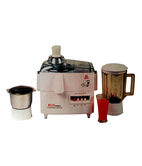Juicer Jmg gopi jmg mark1 juicer mixer grinder white price in india