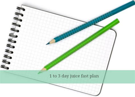 Fast Track One Day Detox Diet Miracle Juice Recipe by Juice Fast One To Three Day Fasting
