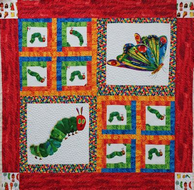 quilt pattern very hungry caterpillar saguita quilts very hungry quilting