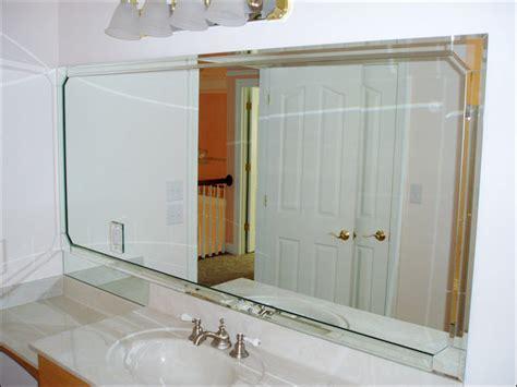 Custom Bathroom Vanity Mirrors by Shower Enclosures Shower Glass Repair Window