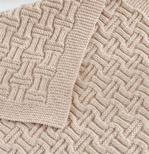 pattern knitted quilt easy baby blanket knitting patterns knitting patterns