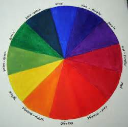 colors to make a color wheel