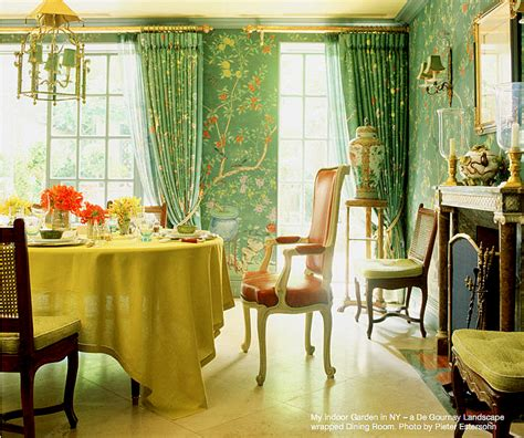 green dining rooms chinoiserie chic green dining room by charlotte moss