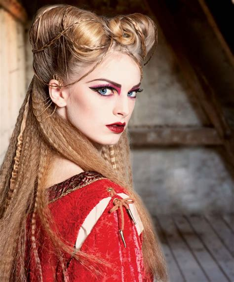 picture of segaules braids 97 best runway ideas images on pinterest hair dos hair
