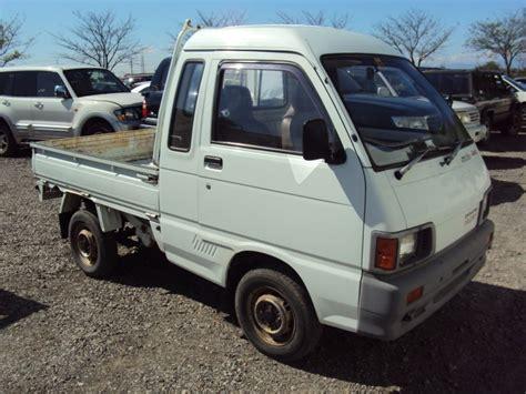 daihatsu hijet truck 1990 used for sale