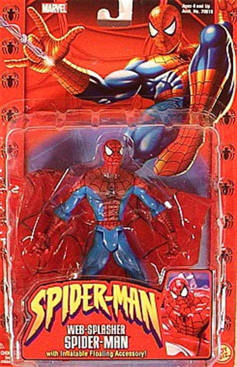 Spider Rider Spider Wheels Mattel Moc toys and collectables classics series 2 web splasher moc