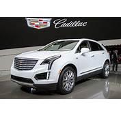 2017 Cadillac XT5 Preview