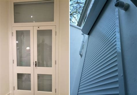 Security Shutters For Patio Doors 17 Best Images About Security Roller Shutters On Residential Garage Doors