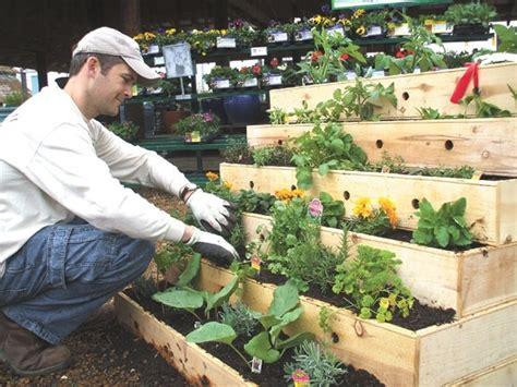 Step Planter by Stair Step Planter It Amfaithok Ideas That Work