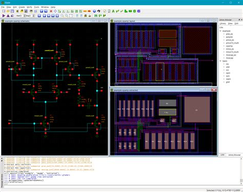 ic layout editor software glade reference manual