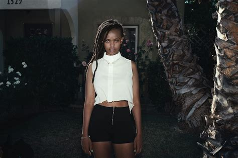 Or Kelela Listen To Kelela S Sweet Acoustic Flip Of Quot Enemy Quot Heron